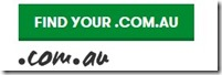 find your.com.au domian name