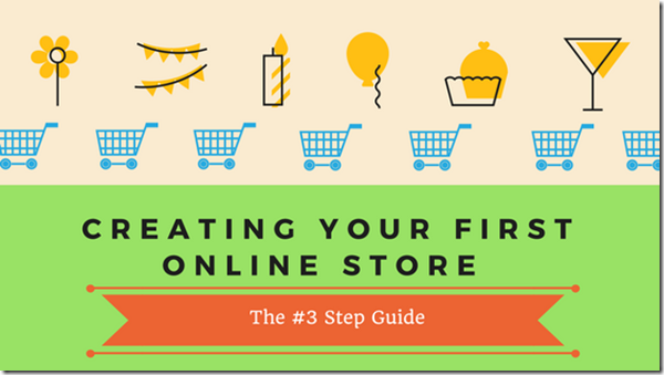 Creating yourOwn OnLine store (1)